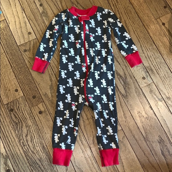 Hanna Andersson Other - EUC Hanna Anderson Mickey Mouse Pajamas